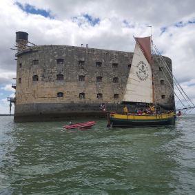 excursion nautique fort boyard