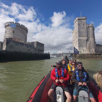 sortie en mer La Rochelle